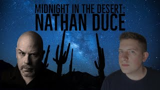 Gambar cover Midnight In The Desert: Nathan Duce