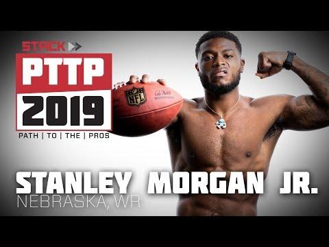 Wild Wayne - STANLEY MORGAN JR. HEADS TO THE @NFL DRAFT!