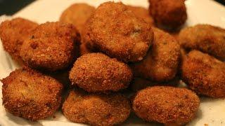 Homemade Chicken Nuggets Ramadan Recipe