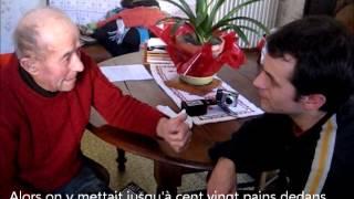 Occitan Briançonnais / 2- la fournée du pain