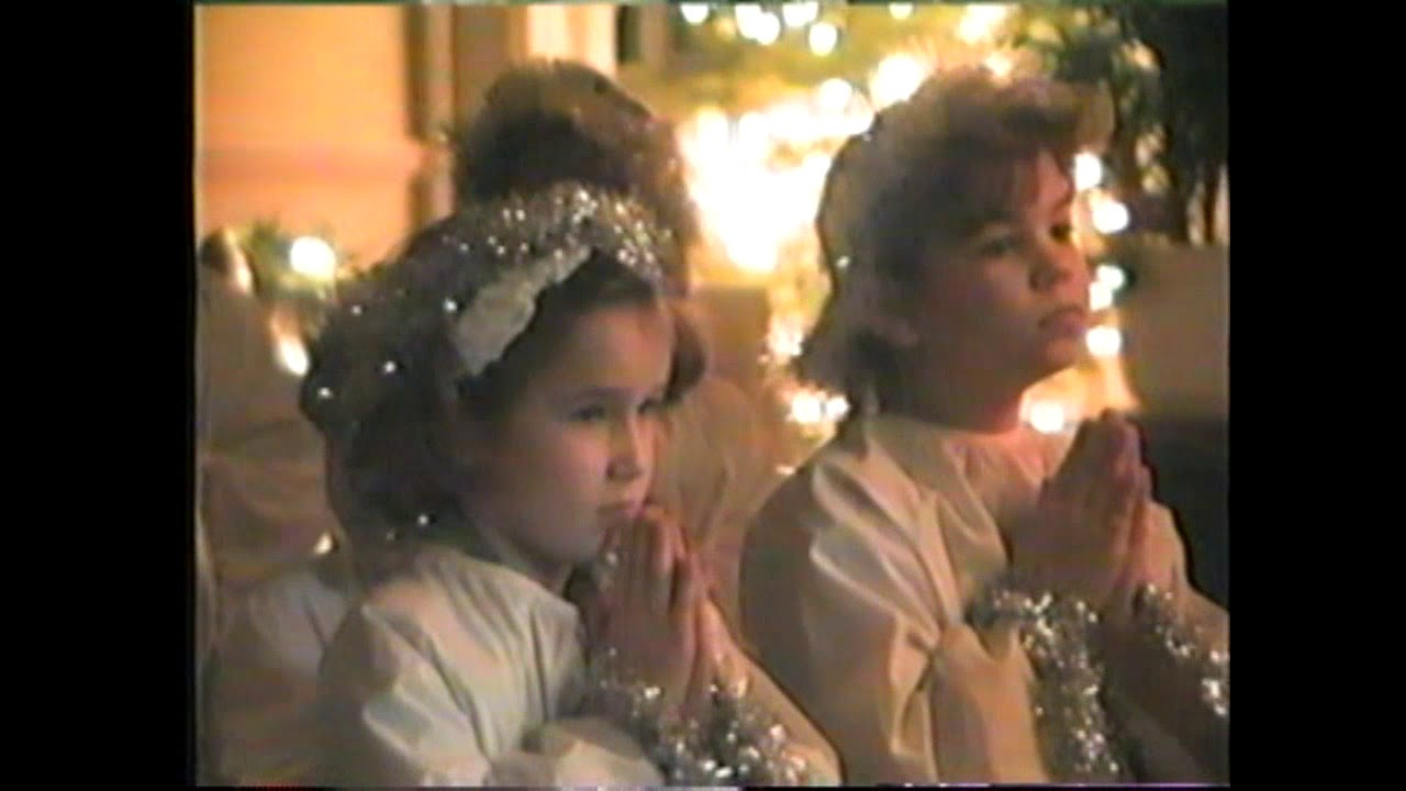 St. Mary's 5:00 Christmas Eve Mass  12-24-91