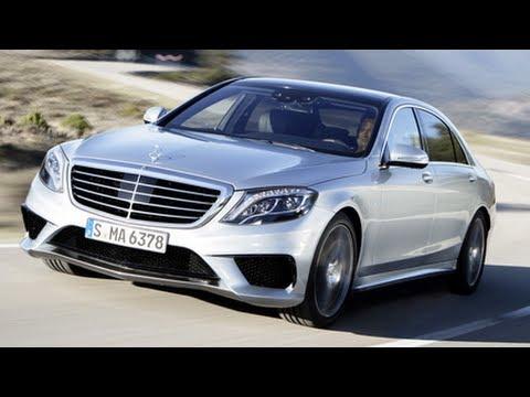 Mercedes-Benz S63 AMG Impressionen