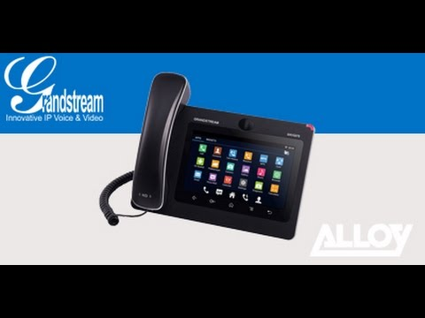 Webinar - Diving into Grandstreams Android based Video Phones