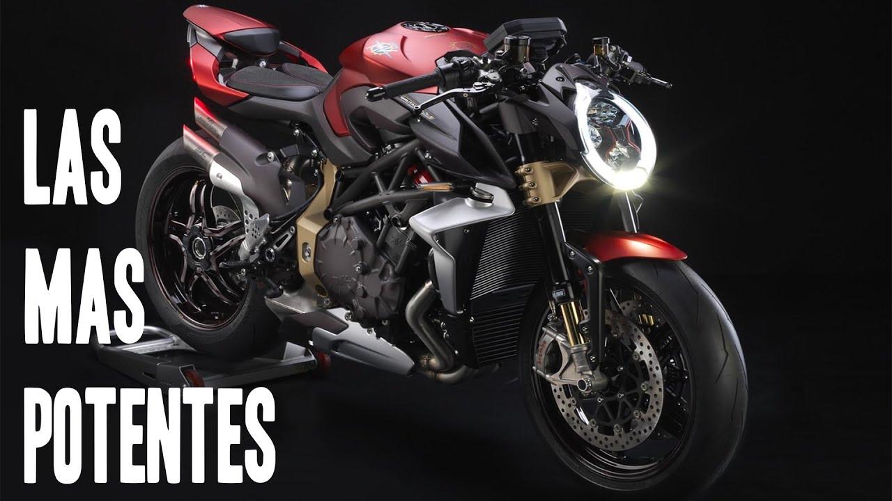 TOP DE MOTOCICLETAS MAS POTENTES DE 2019