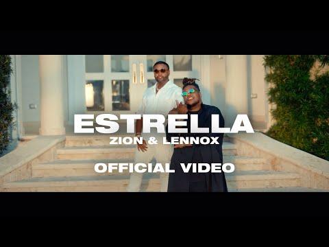 Смотреть клип Zion & Lennox - Estrella