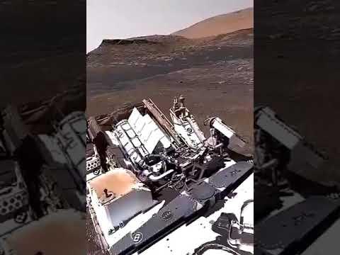 NASA опублікувало відео зі звуком з Марса