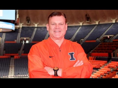 A Message from New Illinois Basketball Coach Brad Underwood
