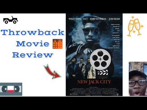 Download New Jack City Movie Review (1991)  Throwback Film #3