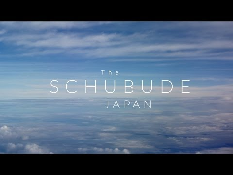 The SCHUBUDE Japan - travel in time-lapse