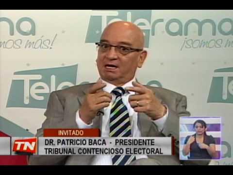 Dr. Patricio Baca