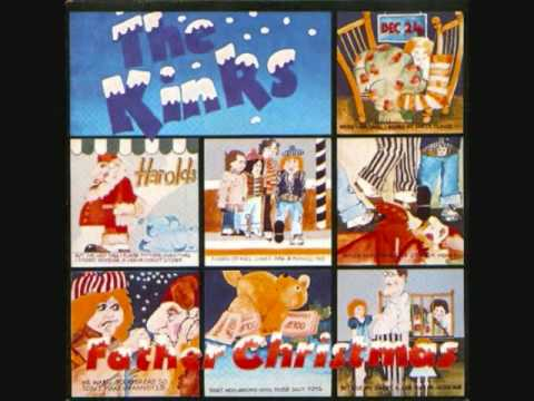 The Kinks- Father Christmas - YouTube