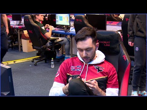 FAZE Tass VS NSE Vini - FUT 19 Champions Cup January Elimination Match