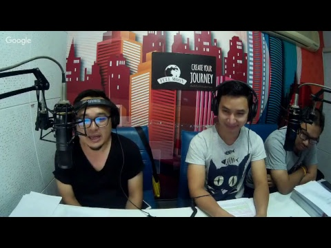 The Shock 13 Radio 10-2-61 (Official By The Shock) ขวัญ น้ำมันพราย