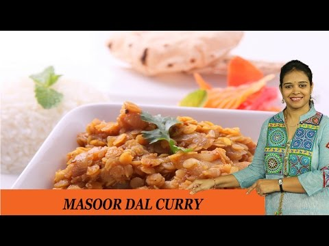 MASOOR DAL CURRY - Mrs Vahchef