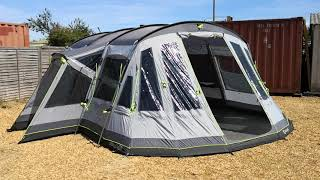 Outwell Montana 6P Cross Camping and Leisure Ltd
