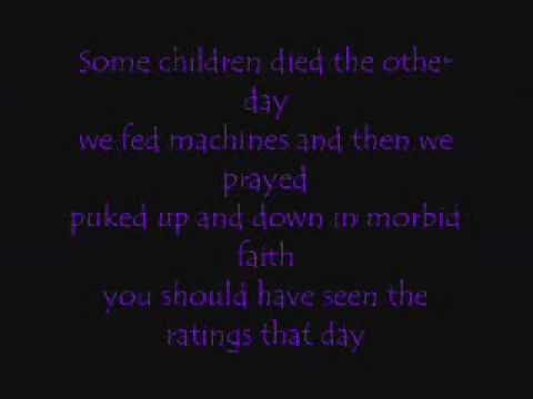 Marilyn Manson -The Nobodies
