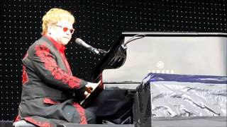 Elton John - Grey Seal - Live 2012