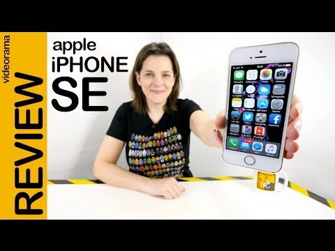 Apple iPhone SE review en español | 4K UHD