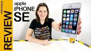 Apple iPhone SE review en español | 4K UHD