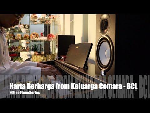 Harta Berharga (OST Keluarga Cemara) - Bunga Citra Lestari (Piano Cover By Rino Andriya)