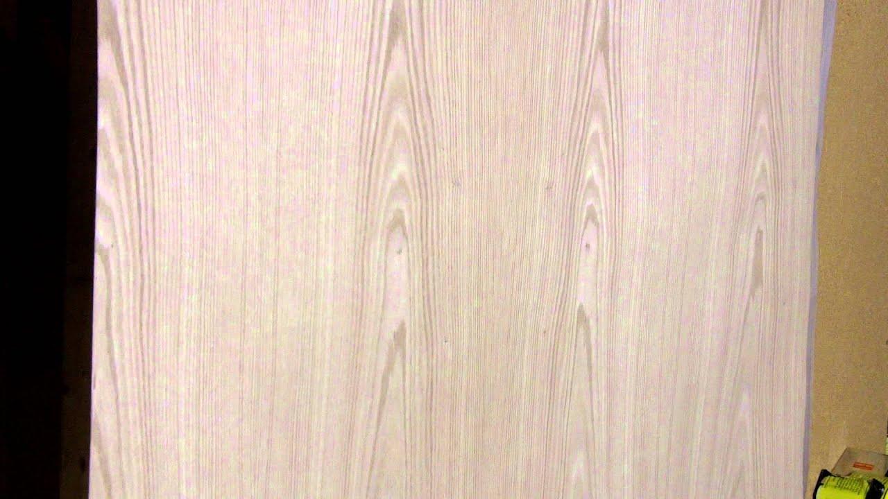 Red Oak Veneer Flat Cut