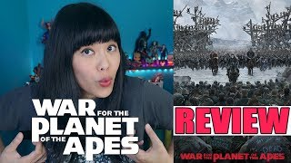 War for the Planet of the Apes | Movie Review