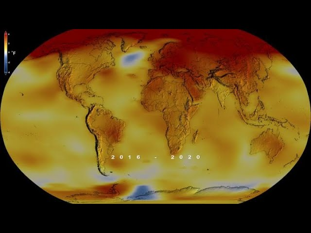 2020 Tied for Warmest Year on Record, NASA (2021)