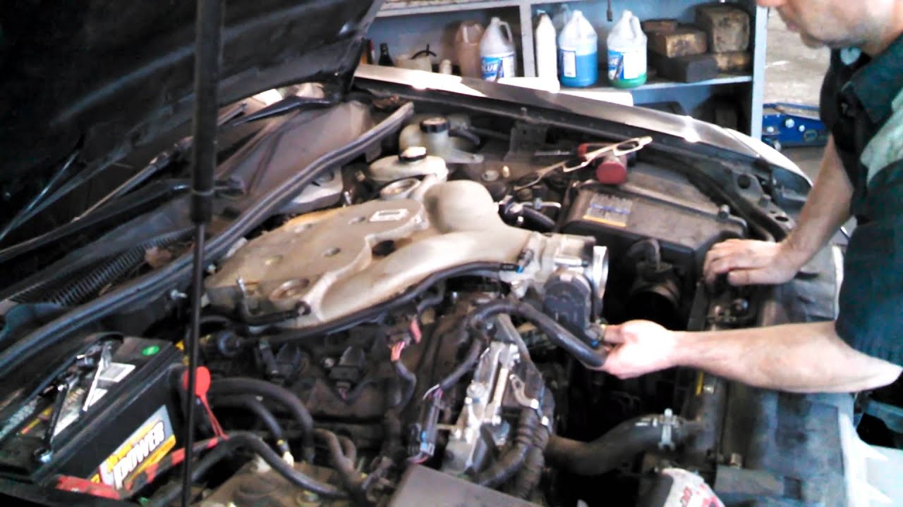 Maxresdefault on 2006 Cadillac Cts Engine Removal