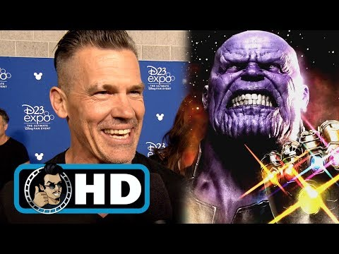 AVENGERS: INFINITY WAR - Josh Brolin Got Advice From Mark Ruffalo for Thanos