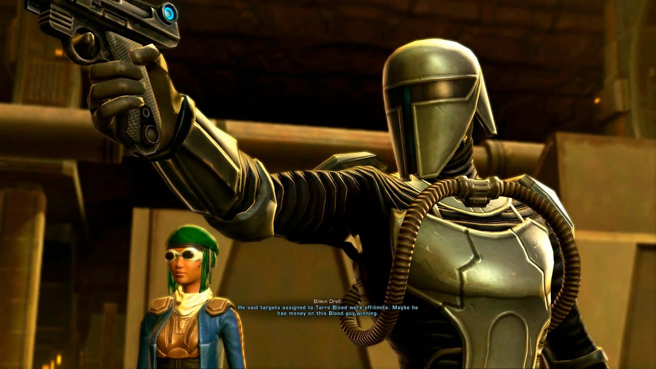The great hunt kotor