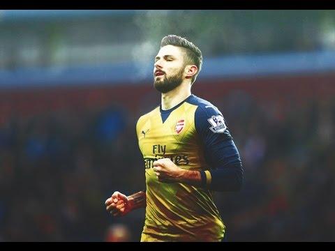 Olivier Giroud ● Arsenal ● Ultimate Skills & Goals || 2015-16 HD