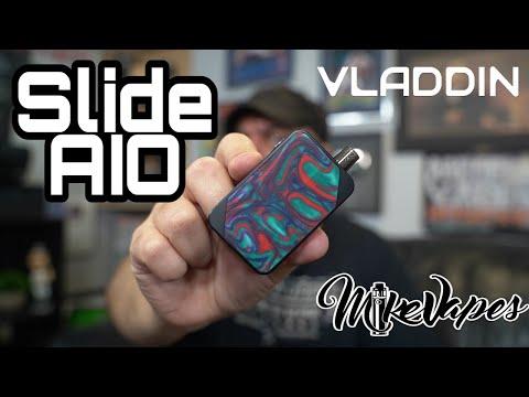 Vladdin Slide AIO Review - Great MTL Vape