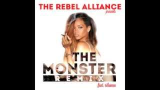 The Monster ft. Rihanna w/o Eminem - House Remix (Preview)