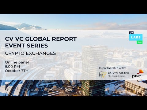 CV VC Global Report - Crypto Exchanges