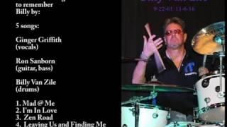 Drummer Billy Van Zile