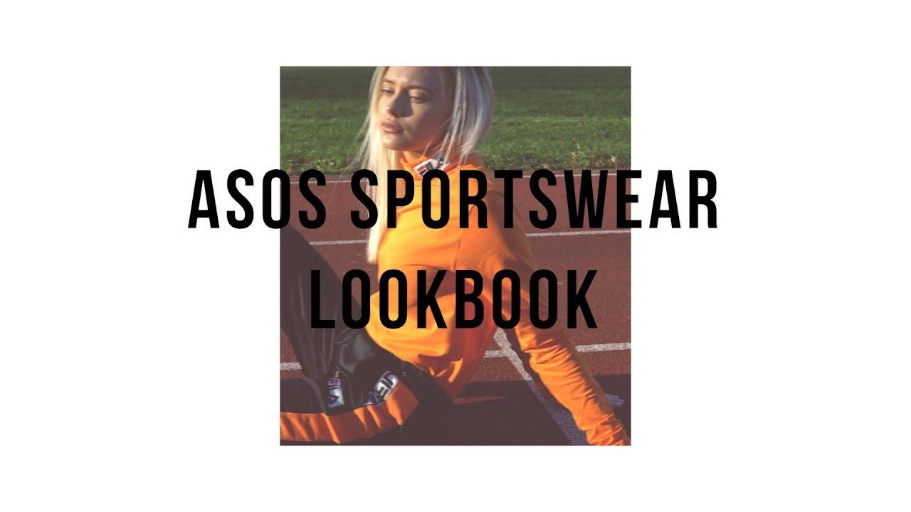 97fafc8079 ASOS SPORTSWEAR LOOKBOOK - YouTube