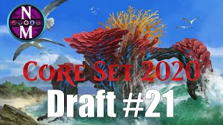 Core Set 2020 Draft #21 | MTG Arena Ranked Draft
