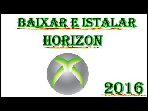 Como Baixar e Istalar HORIZON -2016 ATUALIZADO funcionando