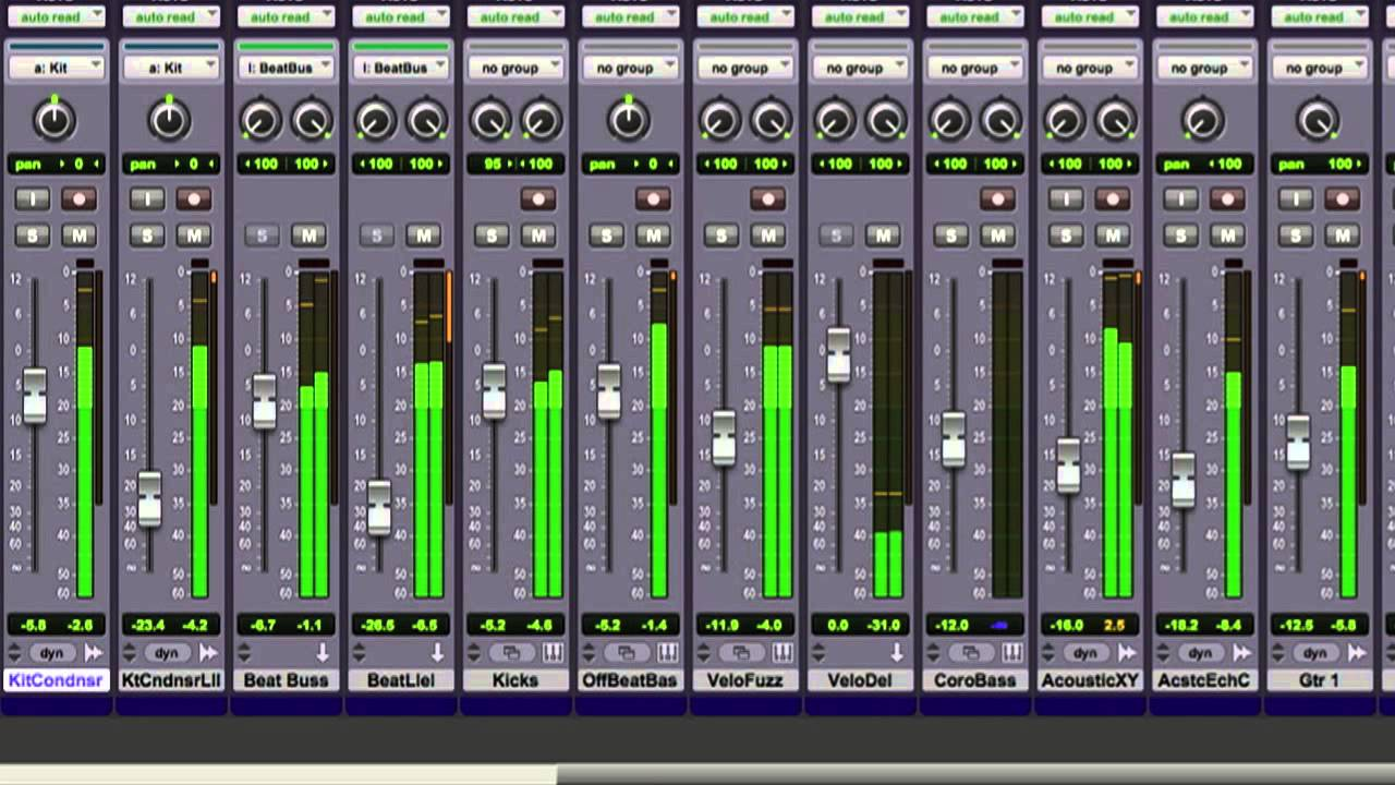 Avid Pro Tools 11 DAW Software Features Overview  Sweetwater Sound  YouTube