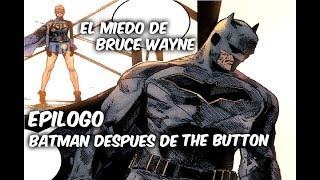 """BATMAN Y FLASH INVESTIGAN AL DR MANHATTAN """"EPILOGO"""" BATMAN DESPUES DE THE BUTTON @SoyComicsTj"""