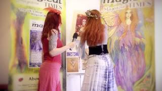Canterbury Faerie Festival 2011 - Interview with Esther Remmington
