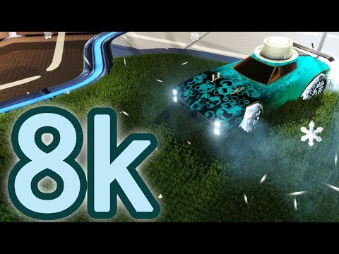 RL | 8k Freestyle Montage | Pulse Fire