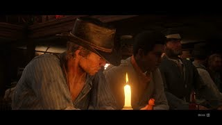Red Dead Redemption 2 Mission 17 A Quiet Time