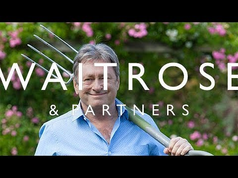 Alan Titchmarsh's Summer Garden | How to Make a Lawn Using Seed | Waitrose and Partners