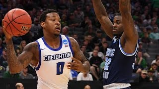 Rhode Island vs. Creighton: Game Highlights