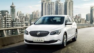 2017 Buick Excelle GT Best Series