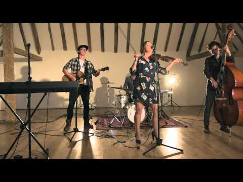 Folk and Festival Style Wedding Band from Surrey