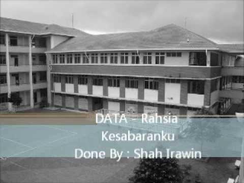 DATA - Rahsia Kesabaranku (HQ)