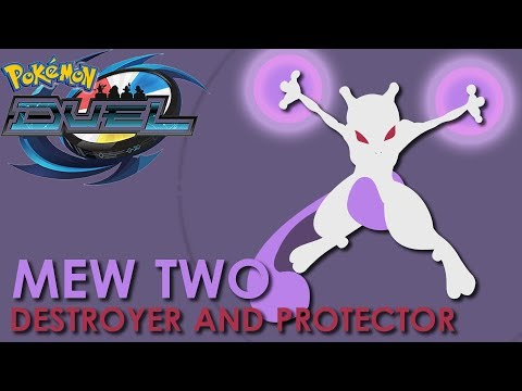 PsychoSteel Energy Deck, Toying with an Idea! Mewtwo after buff, Cosmoem, Pokemon duel