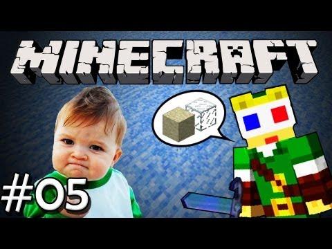 Karl Spiller Minecraft: Del 5 - Visdom Fra Barne-TV